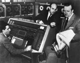 Une démonstration de l'UNIVAC